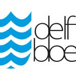 logo design for a group in Delft planting flowers