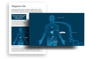infographic grafisch ontwerpen